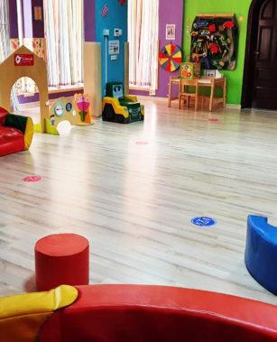 Emirates Kinder Care Nursery Class Room